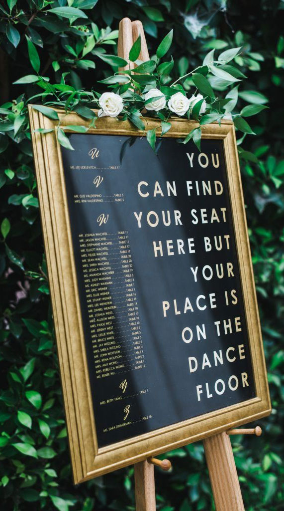 blue and gold wedding seating chart, cute wedding seating chart display, wedding seating on frame, gold and blue wedding seating chart display #weddingseatingchart #seatingchart