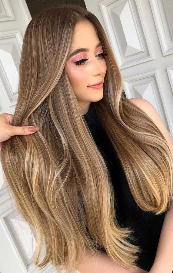 hair color ideas, hair color for over 50s ideas, best hair color 2020, best hair color to look younger, hair color 2019 female, brown hair color, hair color with highlights, brown hair with highlights , balayage hair ideas, hair color, hairstyle #haircolor #hair #balayage #brownbalayage