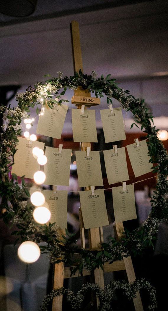 seating chart, seating chart display, wedding seating chart, rustic wedding ideas, wooden seating chart #seatingchart #weddingseatingchart