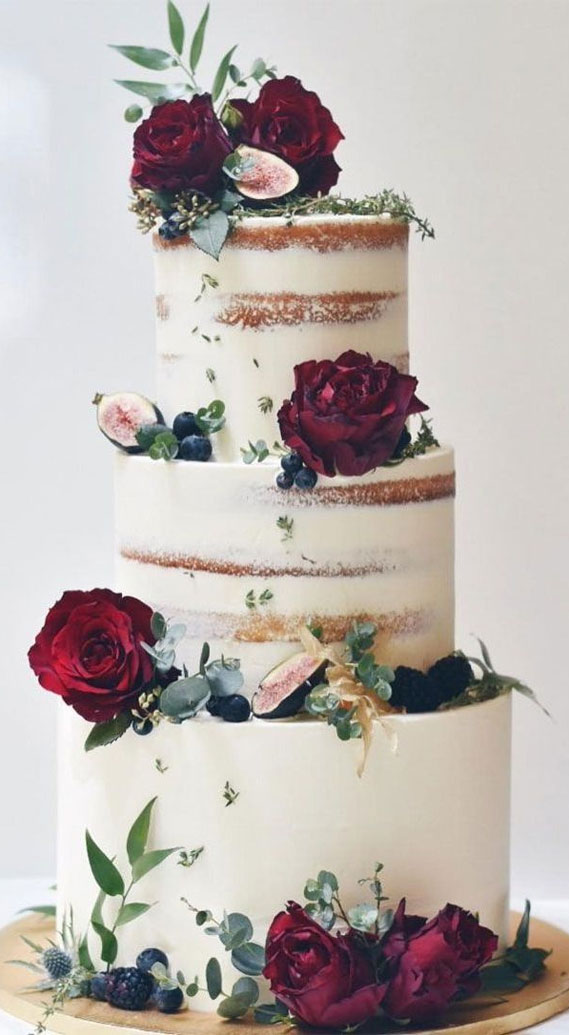 wedding cake, rustic wedding cake ideas , rustic wedding #rusticwedding