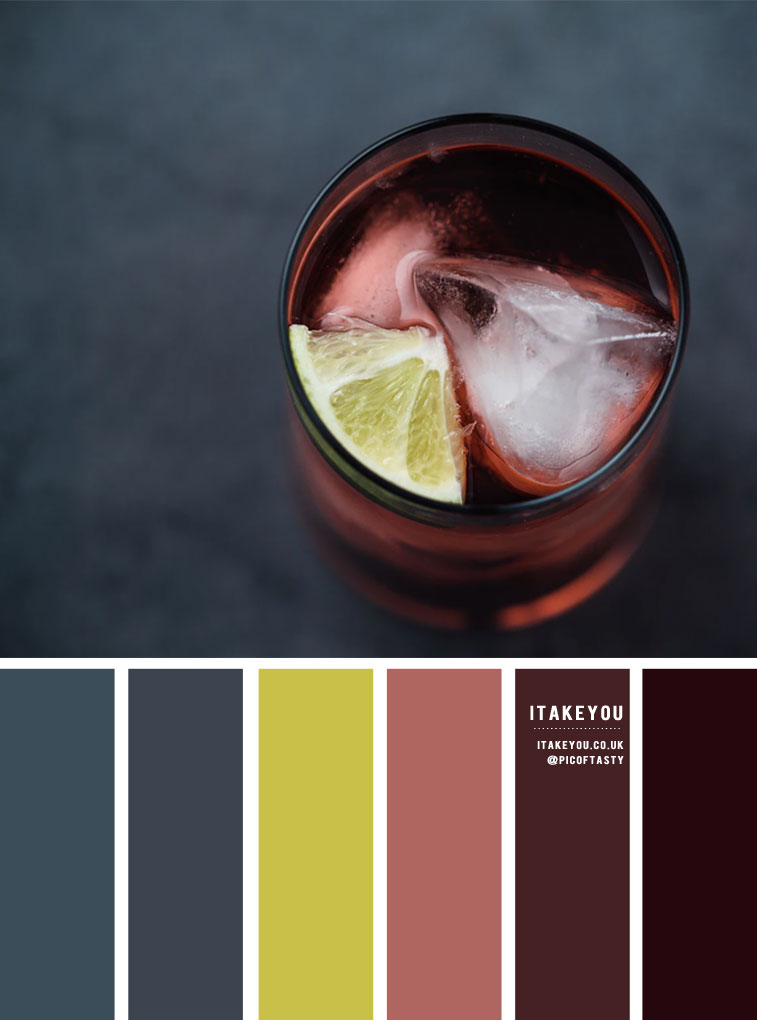 fig and lime color inspiration, fig color swatch, fig color code, color palette, color scheme, chartreuse color #chartreuse fig and chartreuse , paint color , autumn colors, summer color schemes #figcolor #limecolor #lime