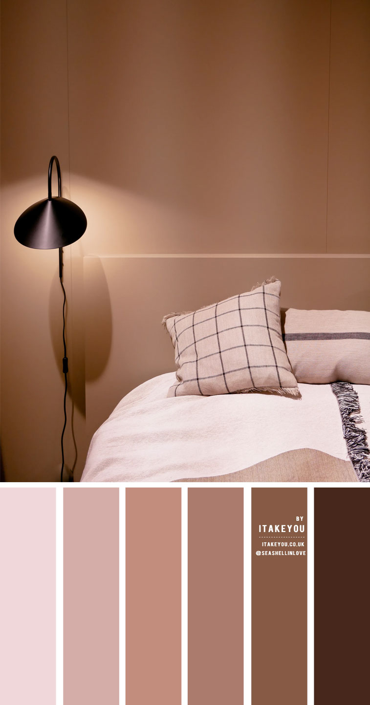 Earth Tone Color Scheme For Bedroom