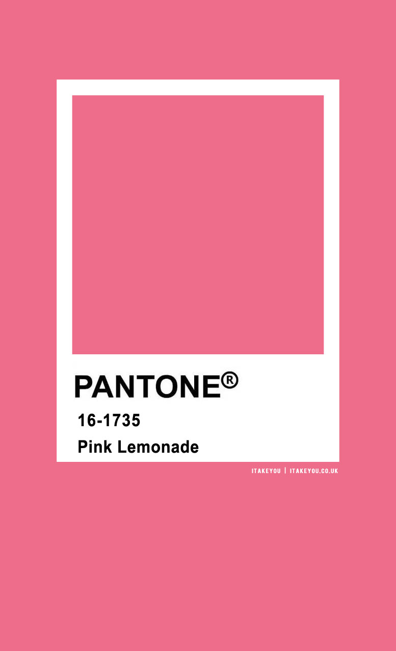 Pantone Color : Pantone Lemonade