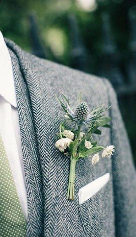 groom tweed suit, sage grey groom suit #sage #groom