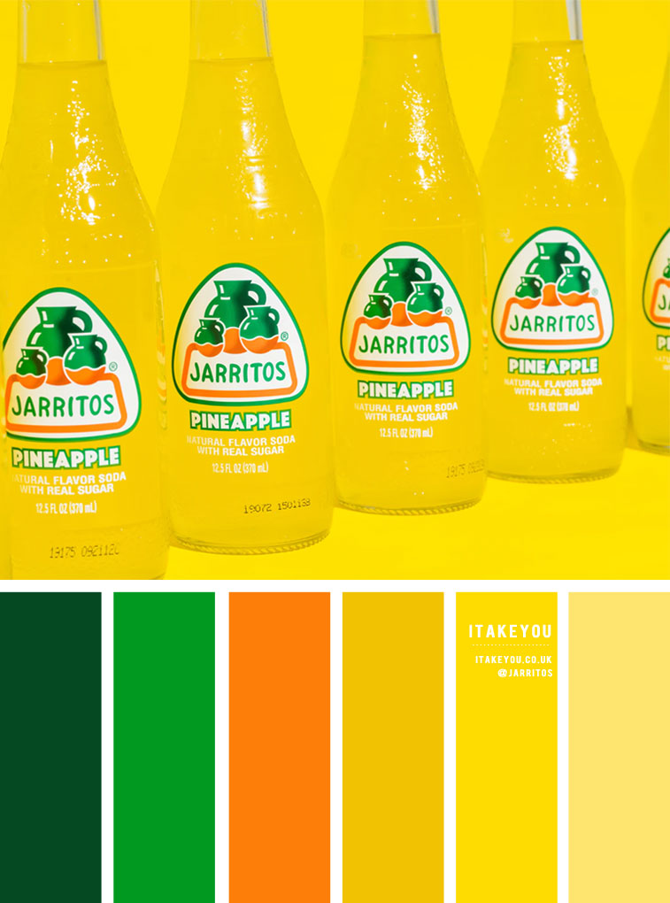 green orange and yellow color scheme, yellow and green color combo, green and yellow color combinations, summer color palette, summer color scheme, green orange and yellow color palette