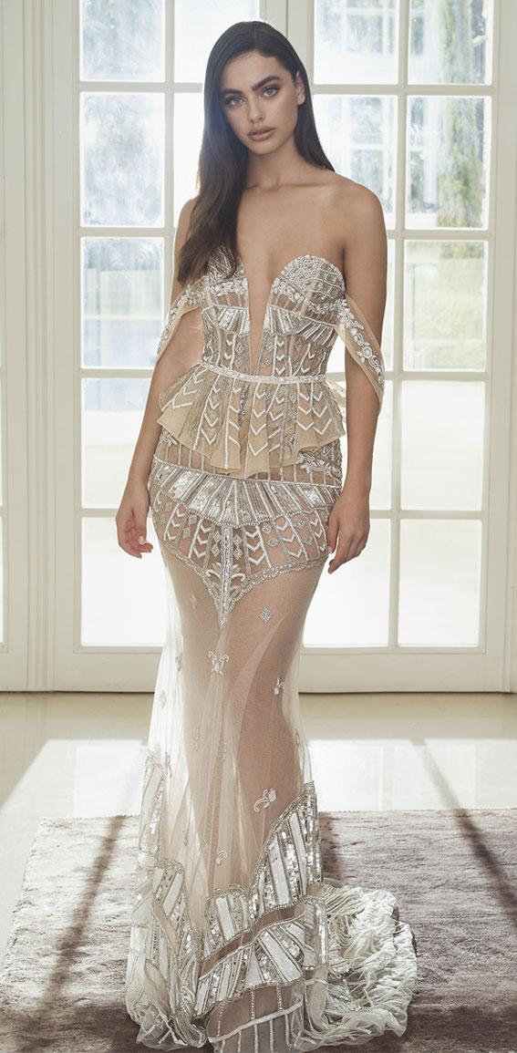 Idan Cohen Wedding Dresses – Eden Garden Bridal Collection