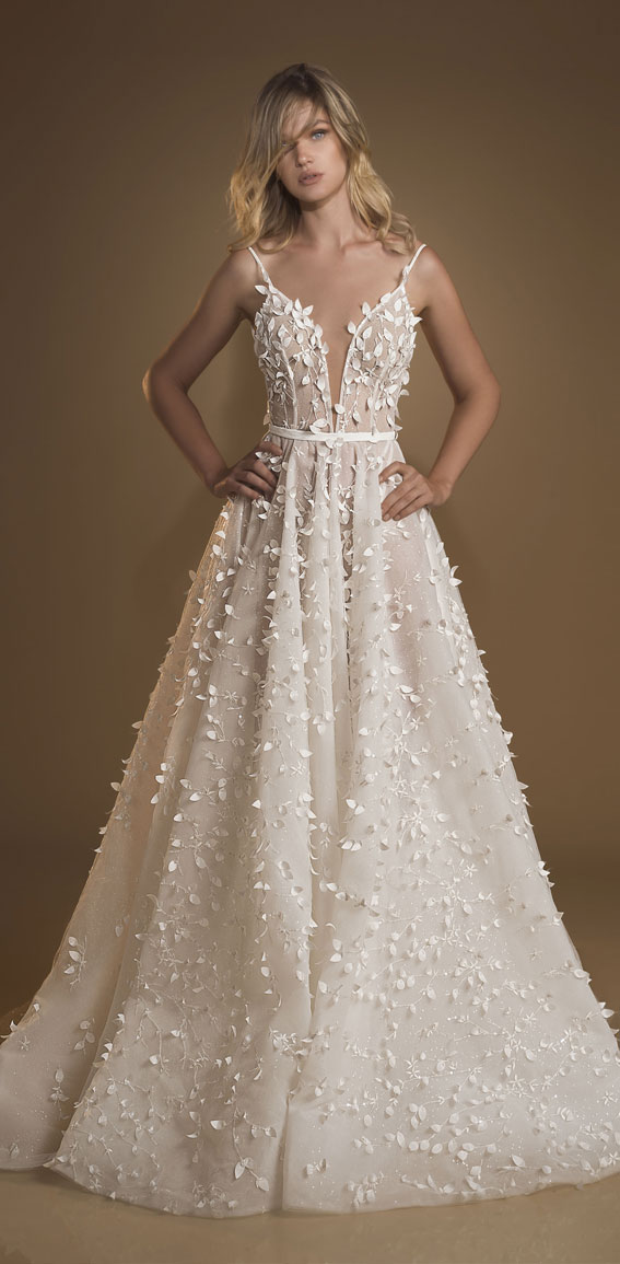 Idan Cohen Wedding Dresses – The Frozen Flower Bridal Collection