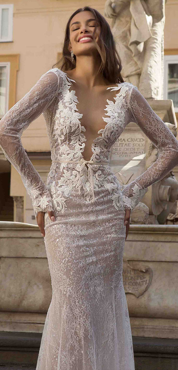 Berta Privée Wedding Dresses – No.3 Bridal Collection