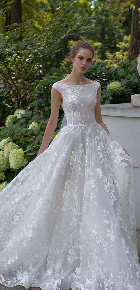 sleeveless lace ball gown , wedding dress, wedding , bridal gown, bridal dress, wedding dresses #wedding  helena kolan wedding dress 2020, helena kolan wedding dresses, helena kolan wedding dress