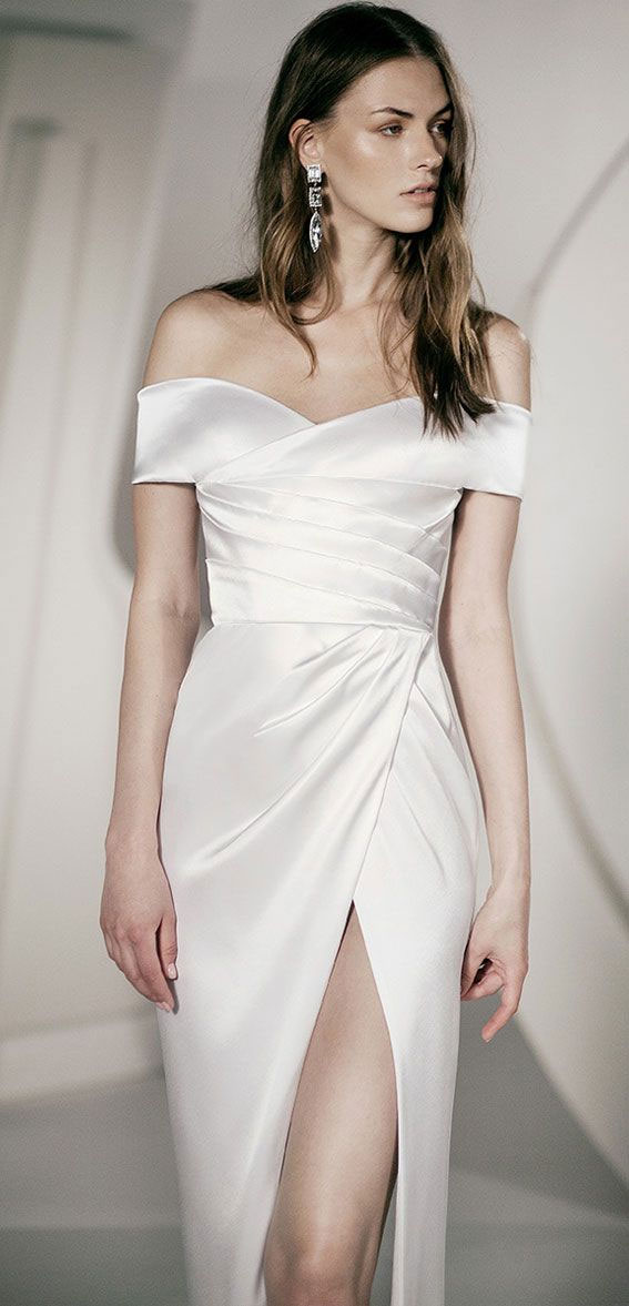 "Alon Livné White 2020 Wedding Dresses — Shannon Wedding Dress ""Rêverie"" Editorial"