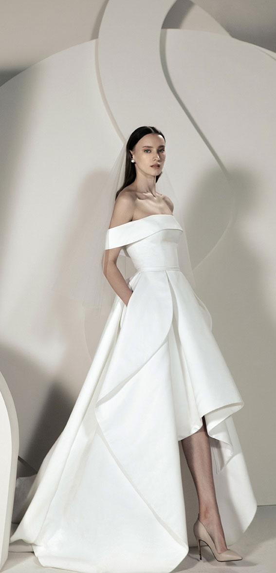 "Alon Livné White 2020 Wedding Dresses — Erica Wedding Dress ""Rêverie"" Editorial"