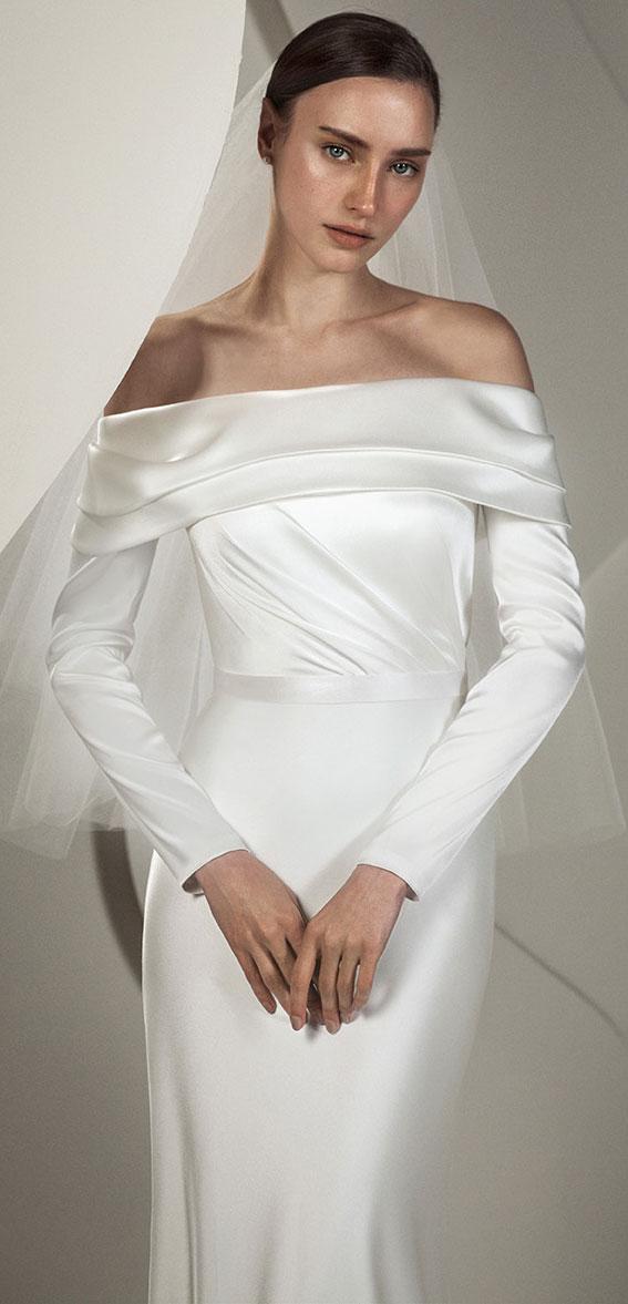 "Alon Livné White SS20 Wedding Dresses — Juliet Wedding Dress ""Rêverie"" Editorial"