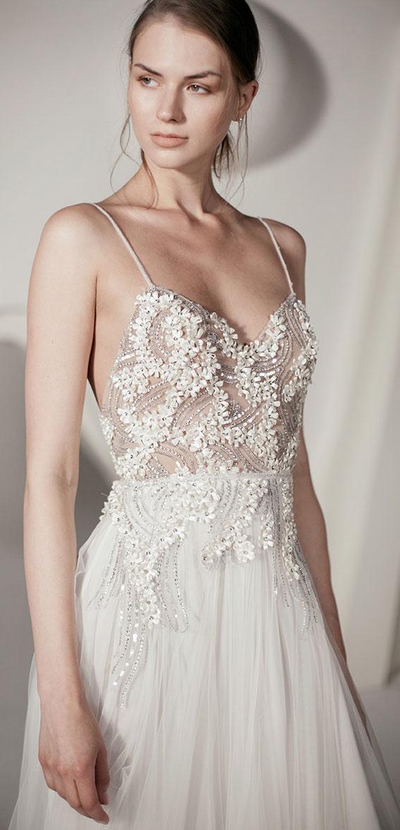 "Alon Livné White 2020 Wedding Dresses — May Wedding Dress ""Rêverie"" Editorial"