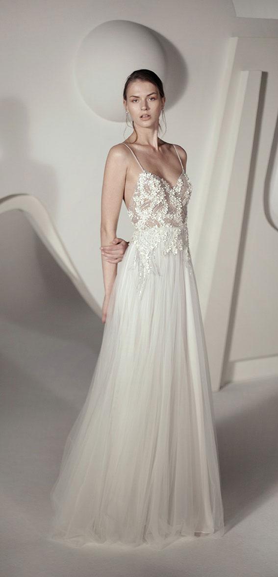 "Alon Livné White SS20 Wedding Dresses — May Wedding Dress ""Rêverie"" Editorial"