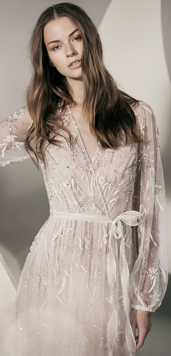 "Alon Livné White 2020 Wedding Dresses — Natalie Wedding Dress ""Rêverie"" Editorial"