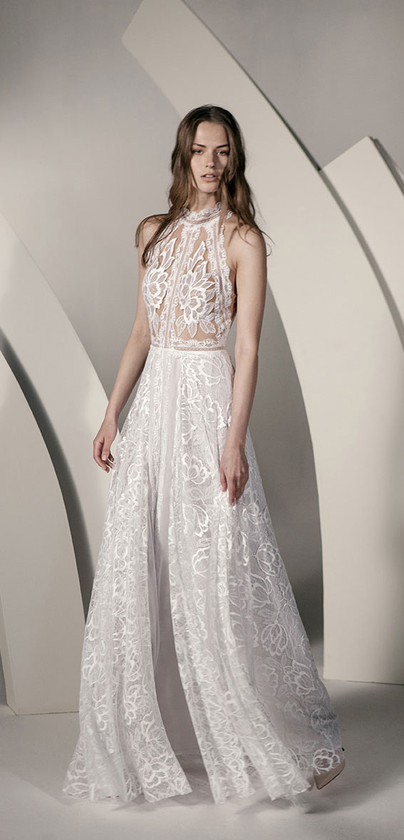 "Alon Livné White SS20 Wedding Dresses — Sydney Wedding Dress ""Rêverie"" Editorial"