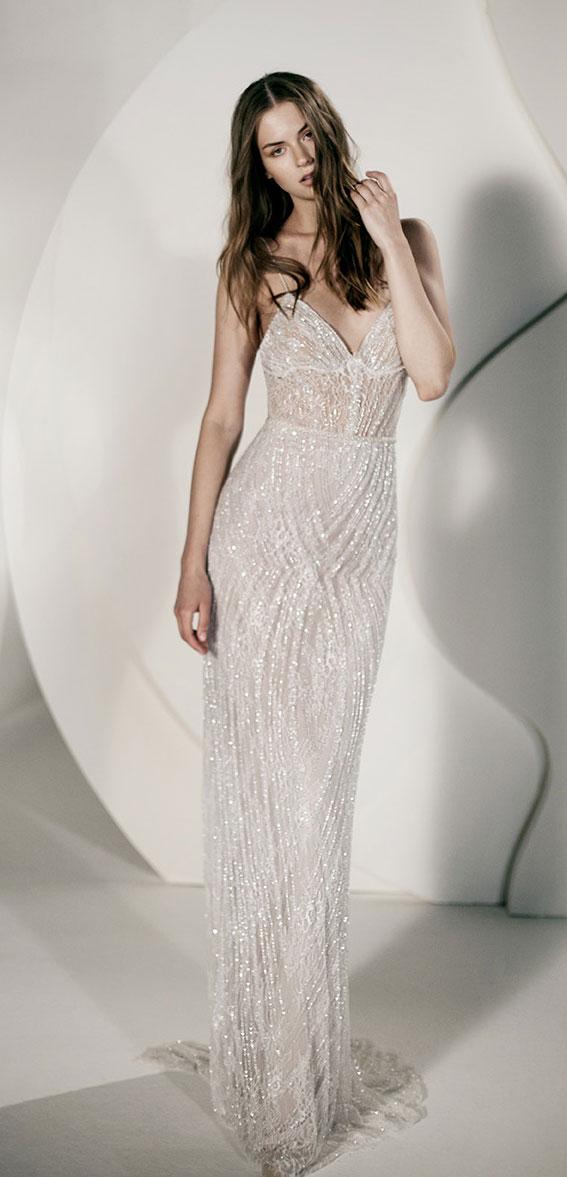 """Alon Livné White SS20 Wedding Dresses — Taya Wedding Dress """"Rêverie"""" Editorial"""