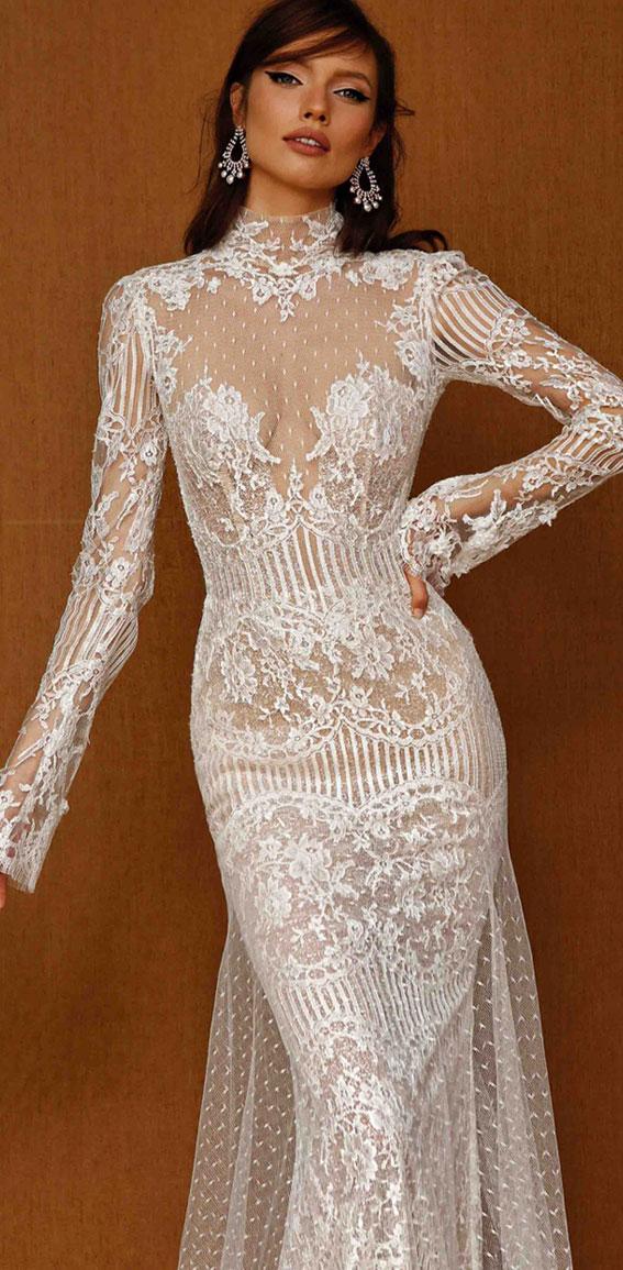 "Berta Privée Wedding Dresses — ""No.4"" Bridal Collection"