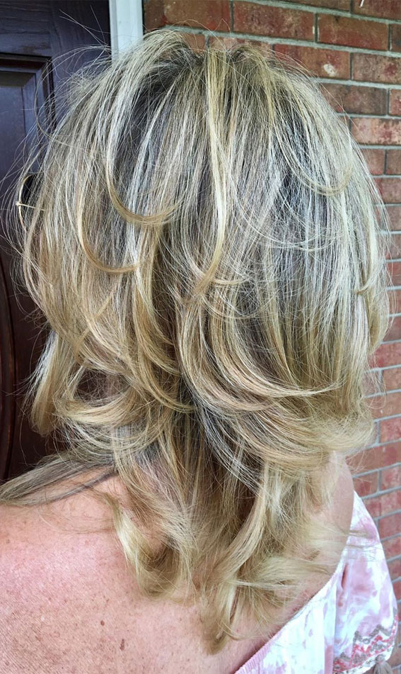 The Hottest Layered Hairstyles & Haircuts 2020