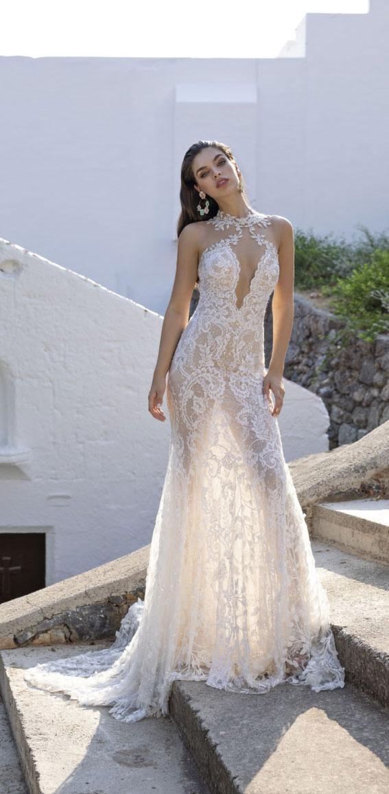 "Lian Rokman Wedding Dresses — ""Lindos"" Bridal Collection"