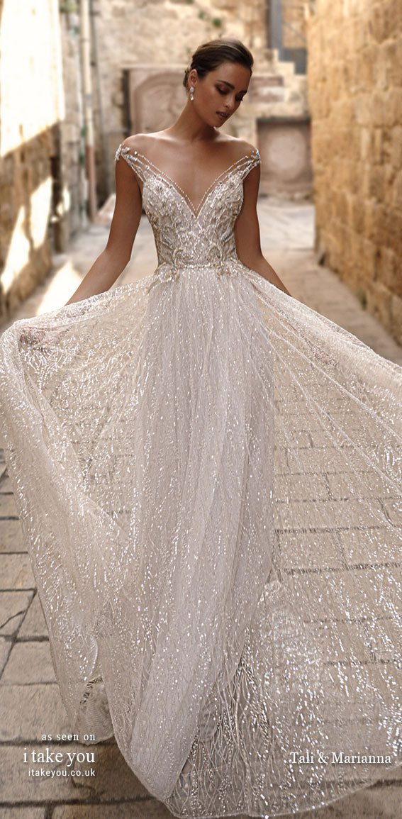 "Tali and Marianna 2020 Wedding Dresses – ""Divine"" Bridal Collection"