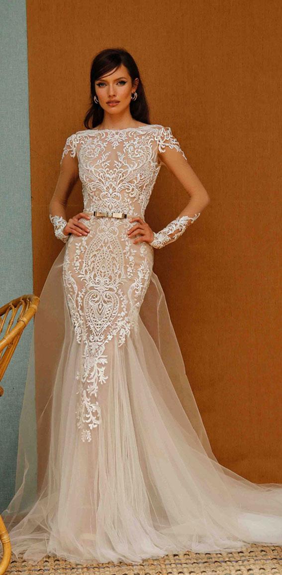 "Berta Privée Wedding Dresses— ""No.4"" Bridal Collection"