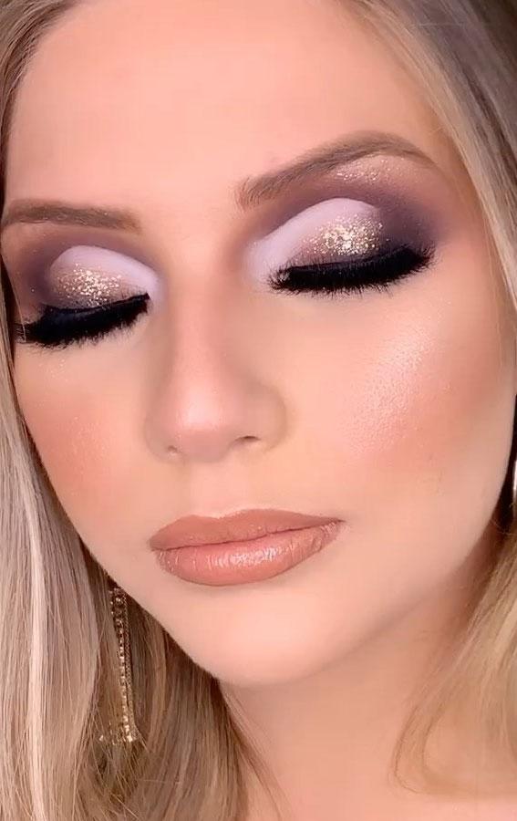 Braut Make-up, Hochzeit Make-up, Braut Make-up Look, Hochzeit Make-up Look # Makeuplook # Bridalmakeup #Hochzeitsmakeupideas