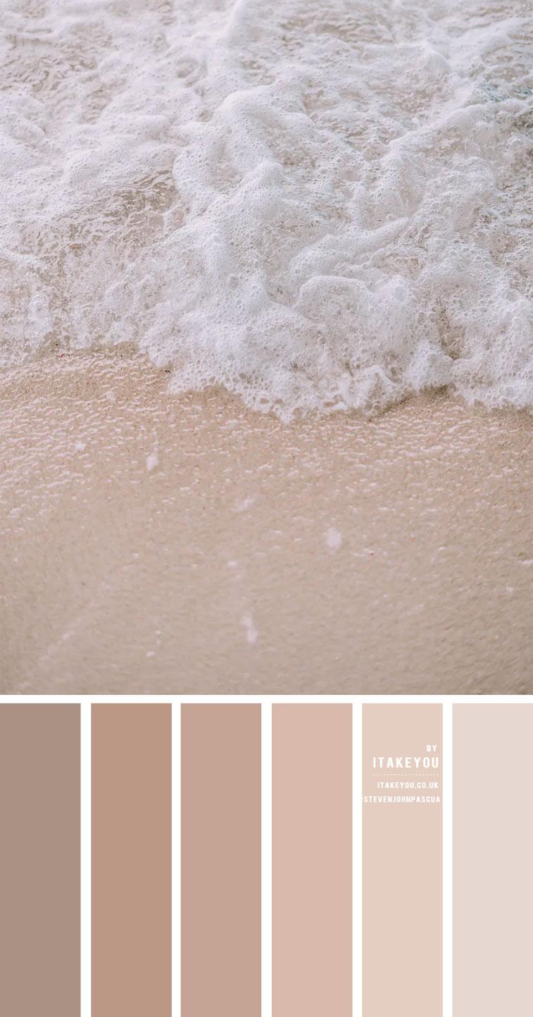 neutrale Farbpalette, neutrale Farbideen, neutrale Farbkombination, neutrales Farbschema #colorpalette #colorcombo #neutral