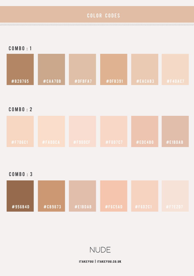 6 Shades of Nude: Which One Are You? - Gayety